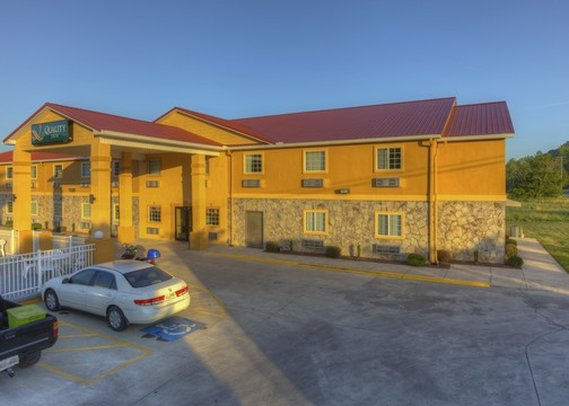 Quality Inn Fort Payne I 59 exit 222
