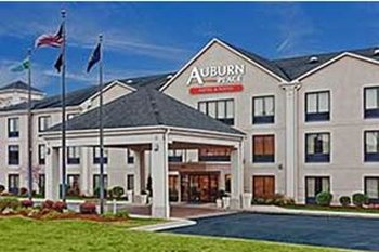 Auburn Place Hotel And Suites Paducah
