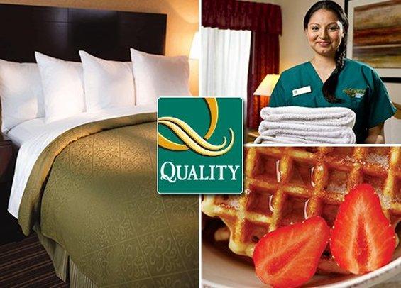 Quality Inn Northwest