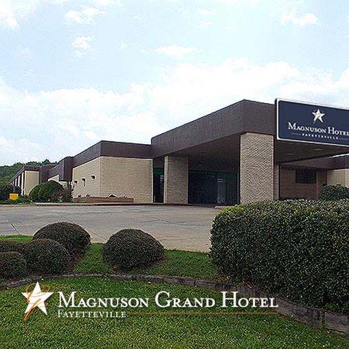 Magnuson Grand Hotel Fayettevi
