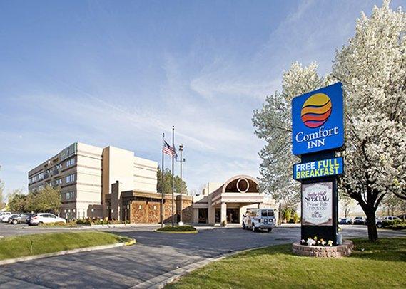 Comfort Inn Salt Lake City Airport