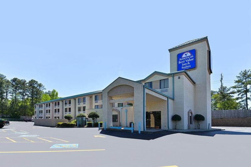 Americas Best Value Inn And Suites Morrow Atlanta