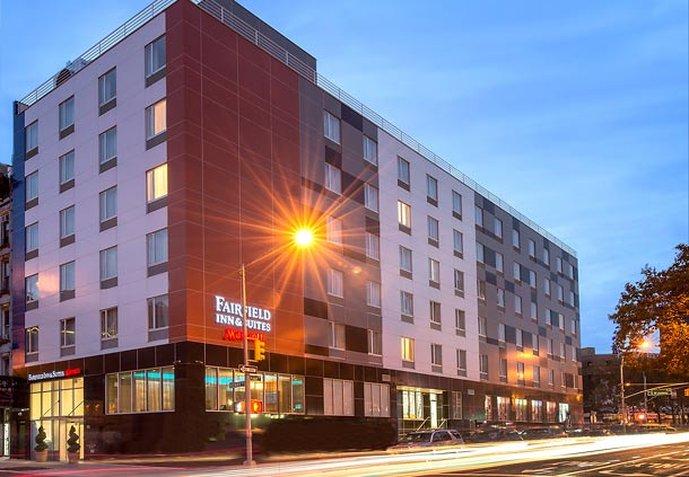 Fairfield Inn & Suites New York Manhattan / Downtown East
