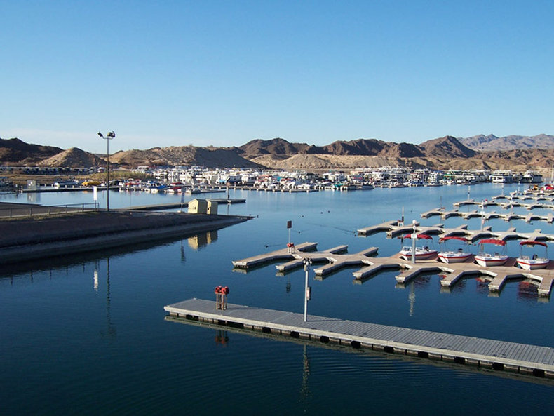 Lake Mohave Marina And Lodge