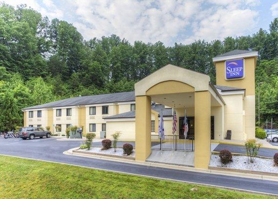 Sleep Inn Bryson City - Cherokee Area