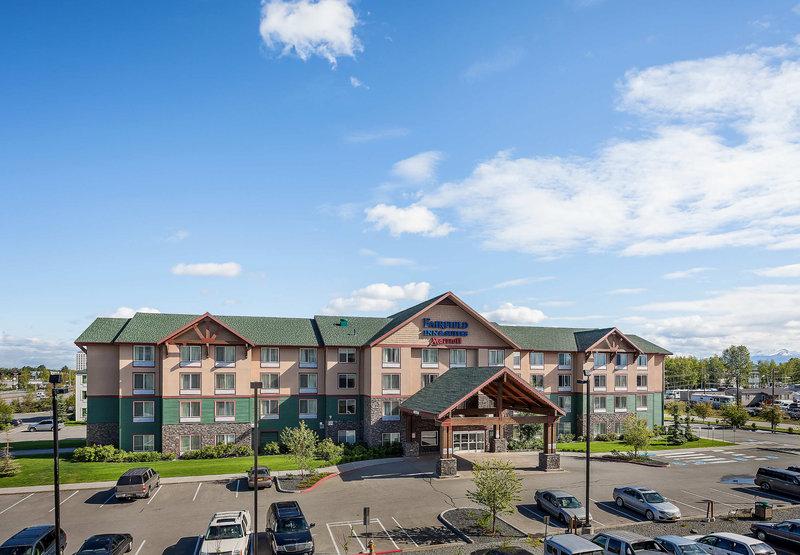 Fairfield Inn & Suites by Marriott Anchorage