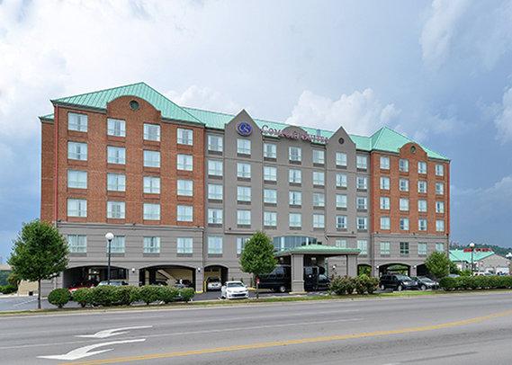 Comfort Suites Newport Cincinnati Riverfront