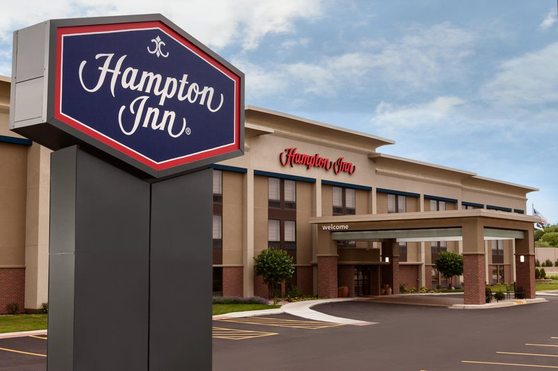 Hampton Inn by Hilton Joliet I 55