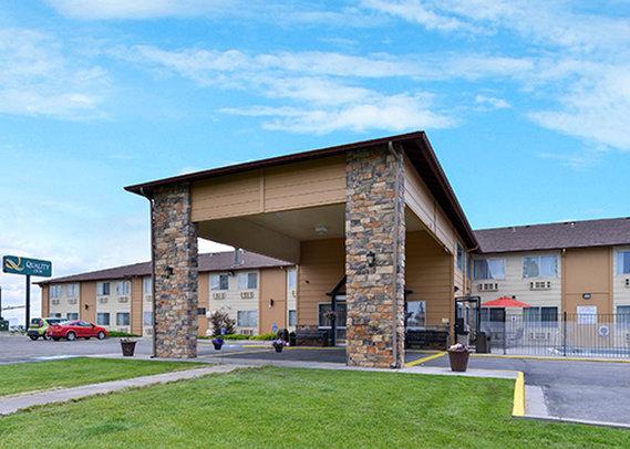 Quality Inn Cheyenne I 25 South