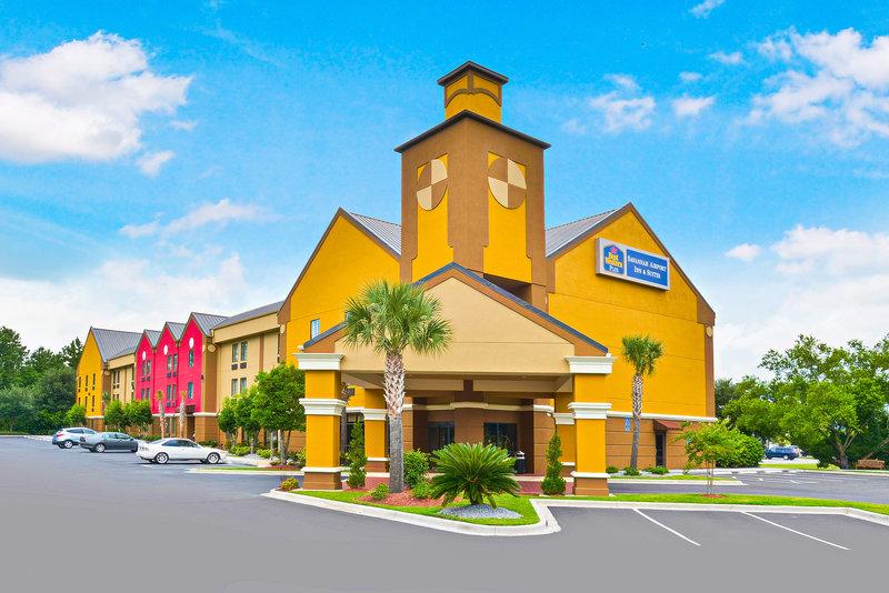 Best Western Plus Savannah Airport Inn & Suites