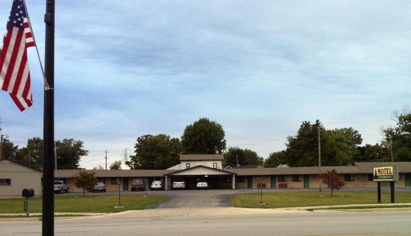 Motel Forrest Rockville