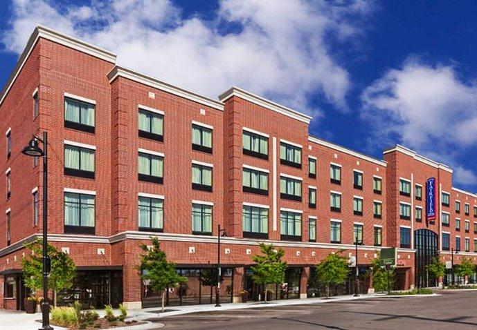 Fairfield Inn & Suites Tulsa Downtown