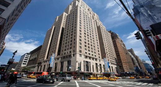 The New Yorker a Wyndham Hotel