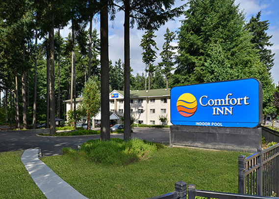 Comfort Inn Lacey - Olympia