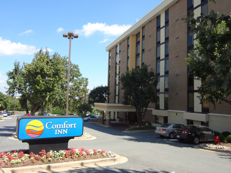 Comfort Inn Shady Grove Gaithersburg Rockville