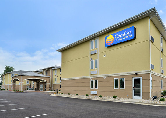 Comfort Inn & Suites Springfield I 55
