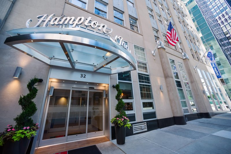 Hampton Inn Manhattan-Downtown-Financial