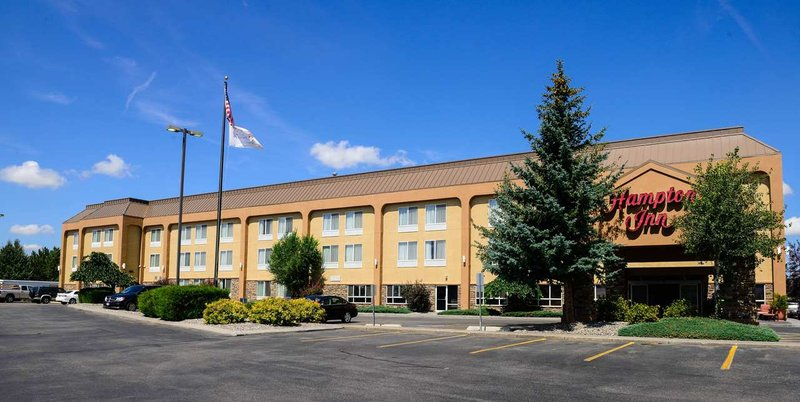 Hampton Inn Idaho Falls ID