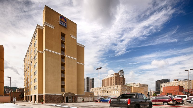 BEST WESTERN Charleston Plaza Hotel
