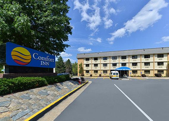 Comfort Inn Herndon-Dulles