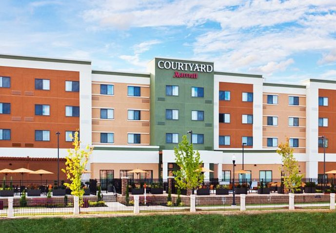 Courtyard Columbus Phenix City