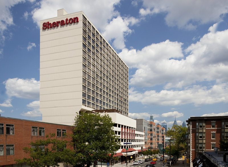 Sheraton Philadelphia University City Hotel