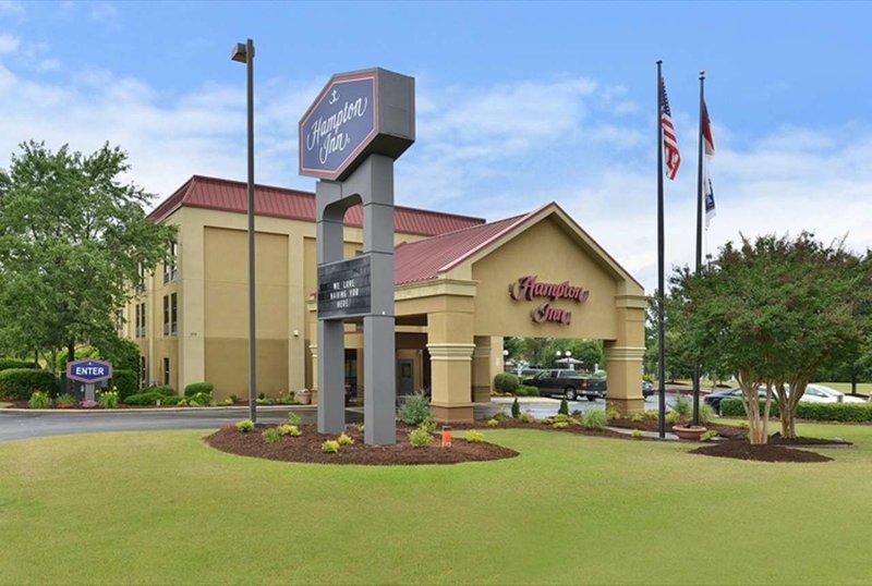Hampton Inn Raleigh / Clayton I 40
