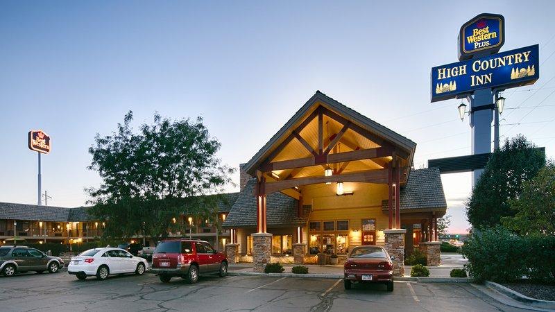 BEST WESTERN PLUS High Country Inn