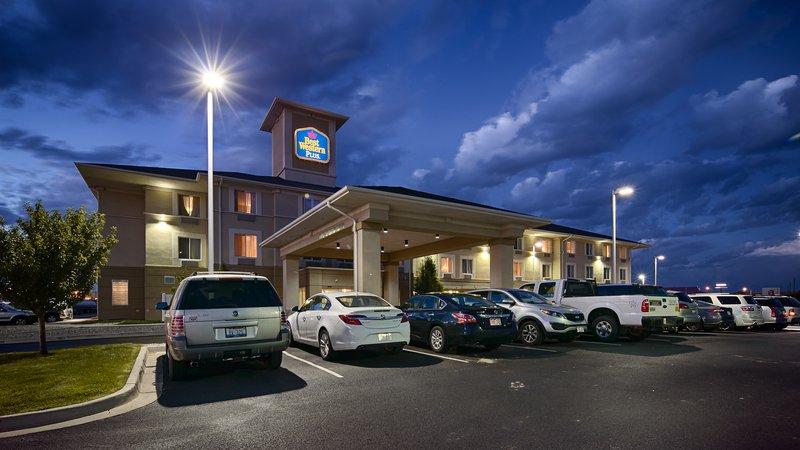 BEST WESTERN PLUS Frontier Inn