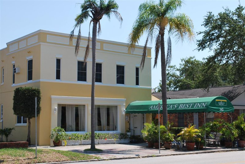Americas Best Inn Downtown St Petersburg
