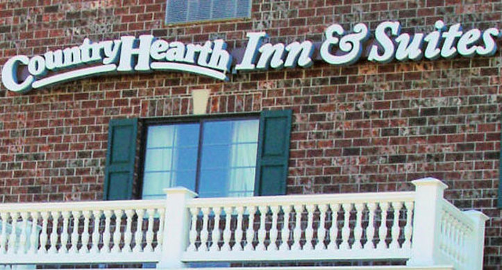 Country Hearth Inns And Suites Edwardsville