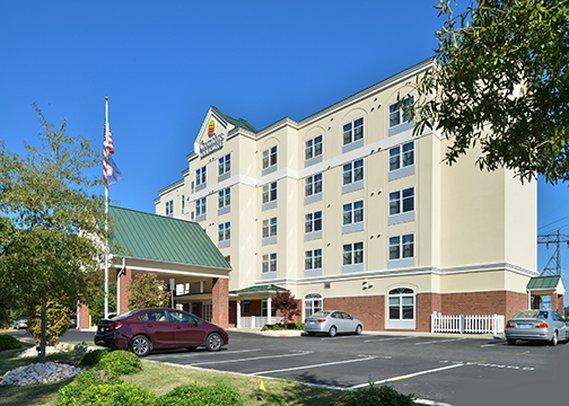 Comfort Inn & Suites Virginia Beach - Norfolk Airport
