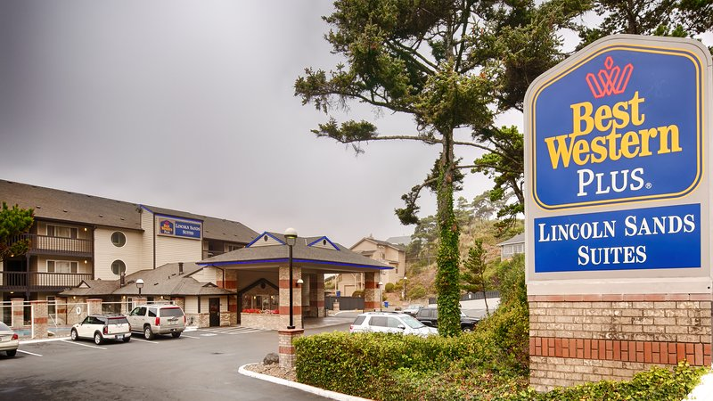 BEST WESTERN PLUS Lincoln Sands Suites