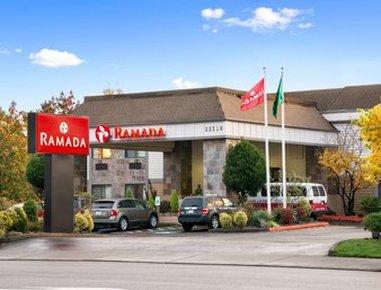 Ramada Kent Seattle Area