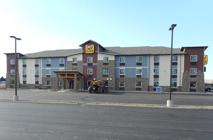 My Place Hotel-Pasco, WA