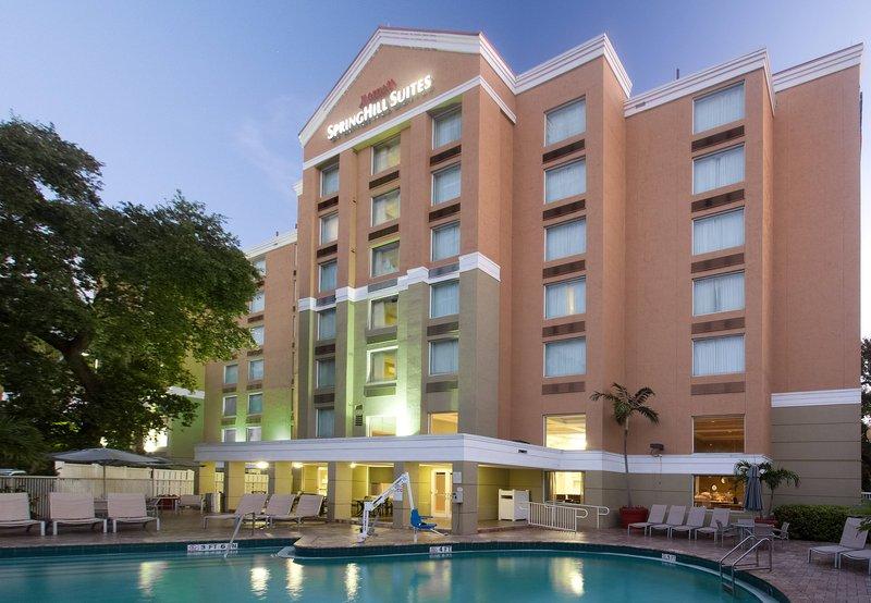 SpringHill Suites Marriott Ft. Lauderdale Airport / Cruise Port