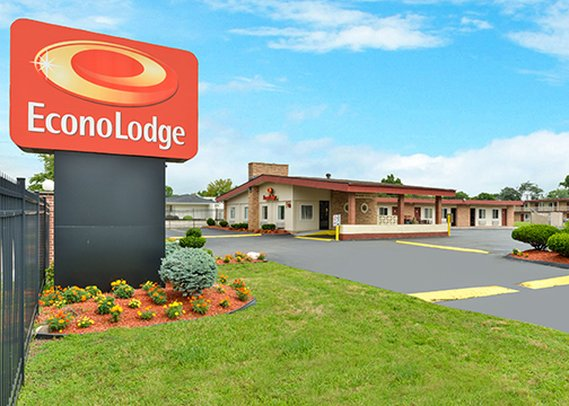 Econo Lodge East Hartford