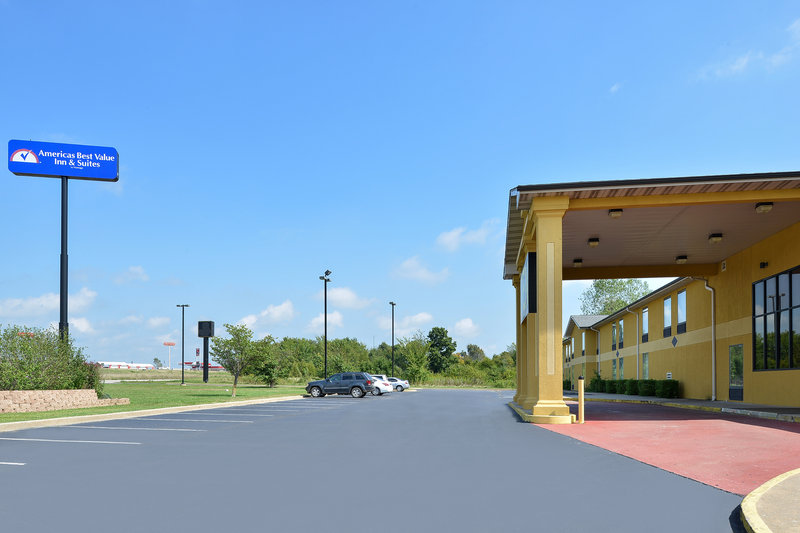 Americas Best Value Inn And Suites Mount Vernon