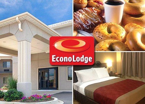 Econo Lodge Inn & Suites Middletown