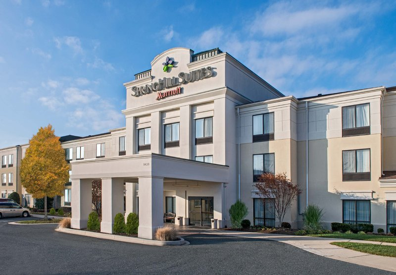about springhill suites edgewood aberdeen