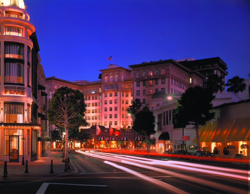 Beverly Wilshire In Beverly Hills, A Four Seasons Hotel