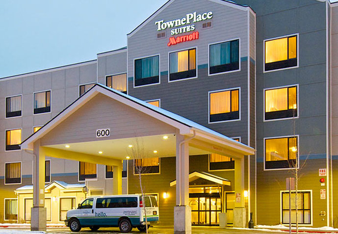 TownePlace Suites Anchorage Midtown
