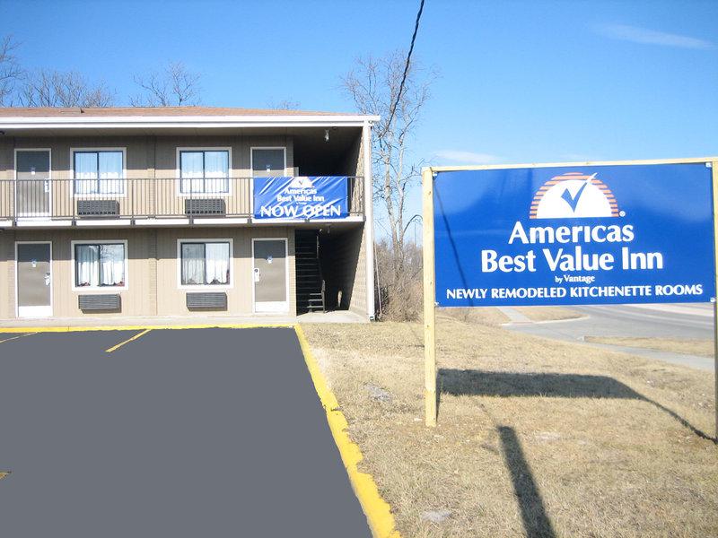 Americas Best Value Inn Topeka